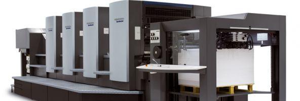 Formatisk ima nov tiskarski stroj