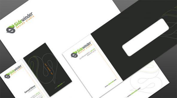Tisk dopisov in kuvert